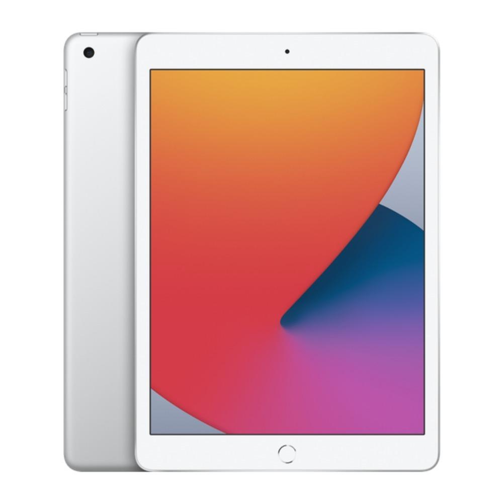 Apple 10.2-inch iPad Wi-Fi 128GB - Silver MYLE2AB/A