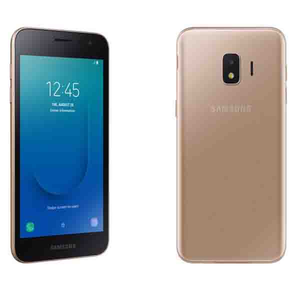 Samsung Galaxy J2 Core 2018 Smartphone, Gold (SM-J260FZDDXSG)