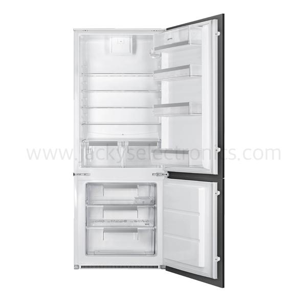 Smeg Built In Bottom Freezer 280Ltrs (C7172FP)