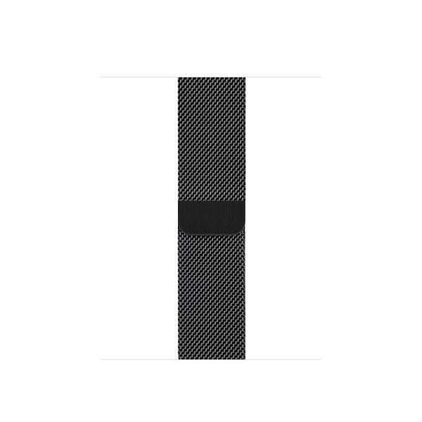 Apple 40mm Space Black Milanese Loop (MTU12ZE/A)