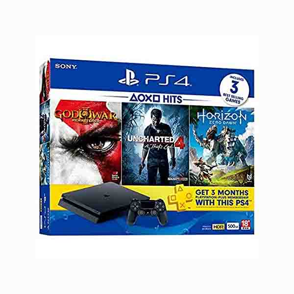 Sony PS4 500GB Gaming Consoles (PS4/500GB-HZD)
