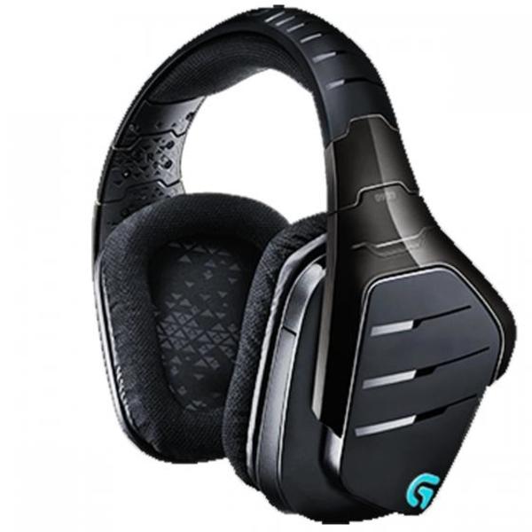 Logitech G933 Artemis Spectrum Wireless 7.1 Surround Sound Gaming Headset (981-000599-EC)