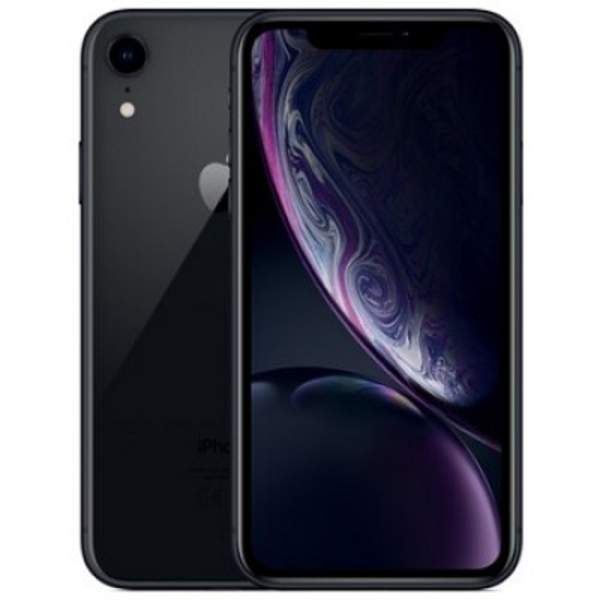 Apple iPhone XR 256GB Smartphone, Black (IPXR256GB-BK)