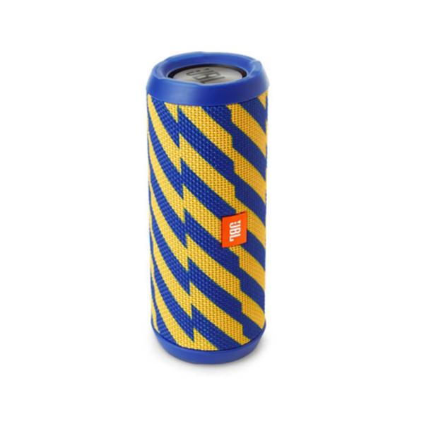 JBL Flip 4 Waterproof Portable Bluetooth Speaker - Zap (JBLFLIP4ZAP-EC)