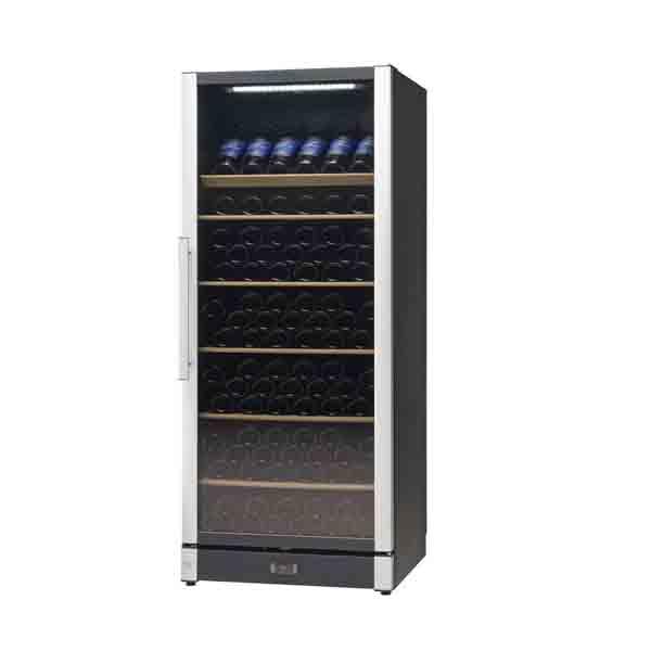 Vest Frost Wine Chiller Black (W185)