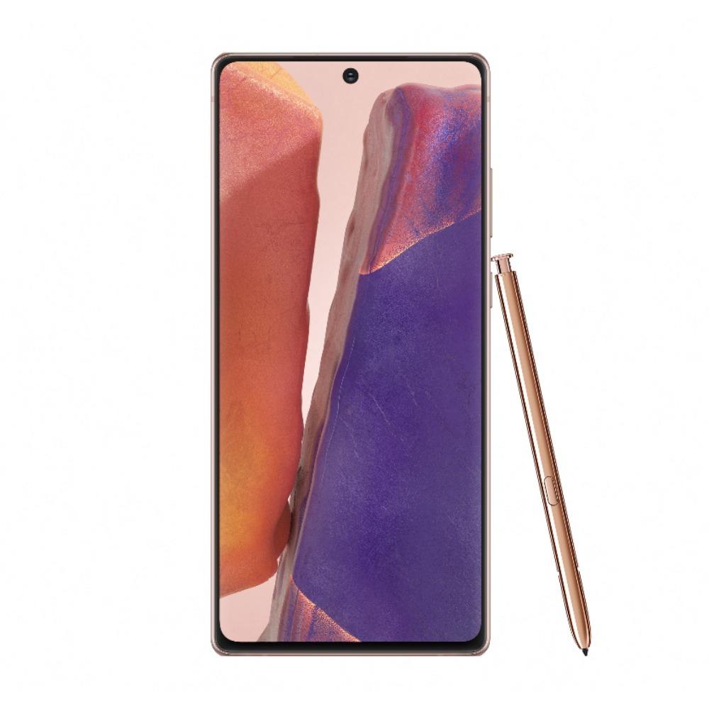 Samsung Galaxy Note 20 5G 256 GB, SM-N981BZNWXSG, Brown