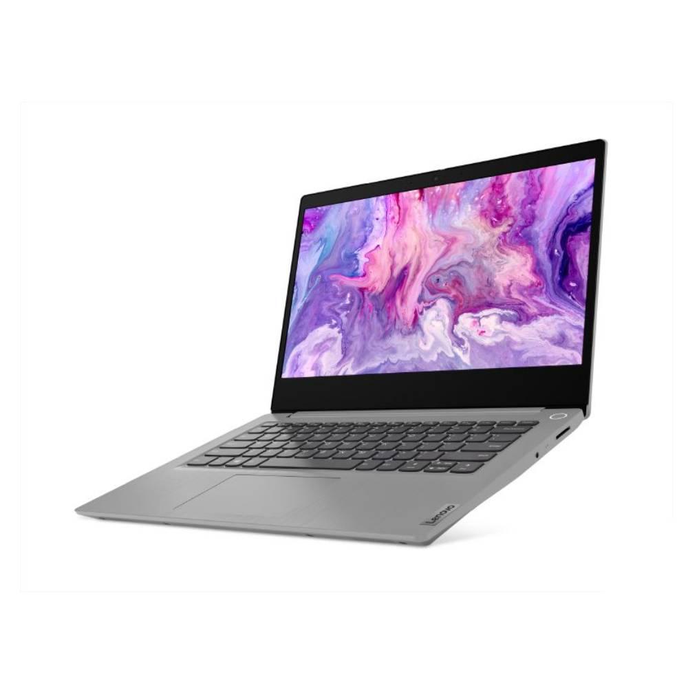 "Lenovo IdeaPad 3 14"" i7 12GB RAM 512GB SSD 2GB Graphics Windows 10 Home Gray Arabic / English Keyboard Laptop"