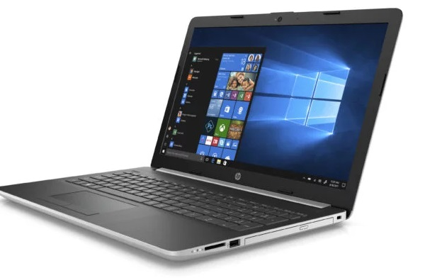 "HP Notebook 15-DA1005 Silver, Intel Core i5-8265, 4GB Ram, 1TB HDD, 2GB Dedicated Graphic Card, 15.6"" Full HD LED Screen, Windows 10"