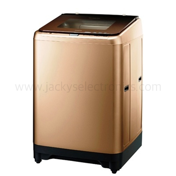Hitachi Top Load Fully Automatic Washer 14kg (SFP160XWV3CGXCH)