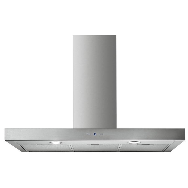 Baumatic 90cm Wall Mounted Cooker Hood (BMECH9WSS)