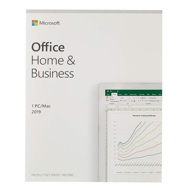 Microsoft Office Home and Business 2019 1 User (T5D-03332)