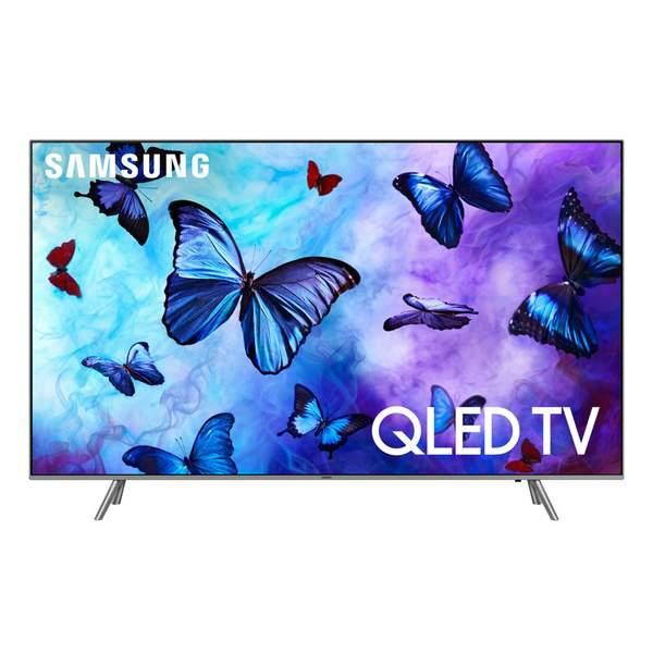 Samsung 55 Inch QLED Q6F 4K Smart TV (UA55Q6F)