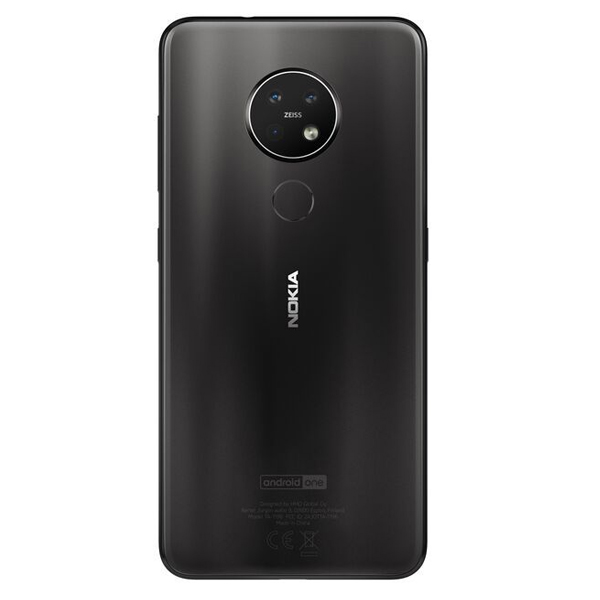 Nokia 7.2 Dual SIM Charcoal 128GB 6GB RAM 4G LTE (Nokia7-2W-128GBB)