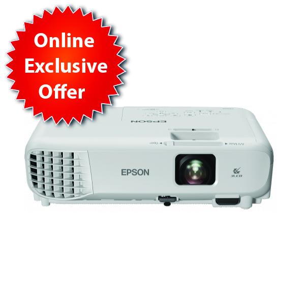 Epson SVGA Projector (EB-S05E)