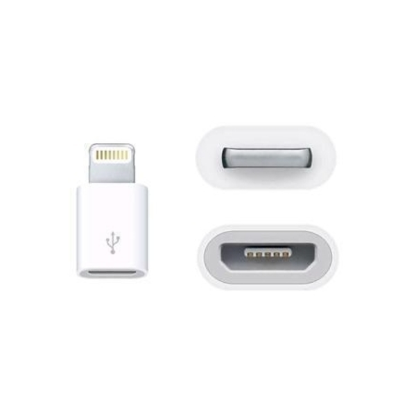 Apple Lightning to Micro USB Adaptor (MD820ZM/A)