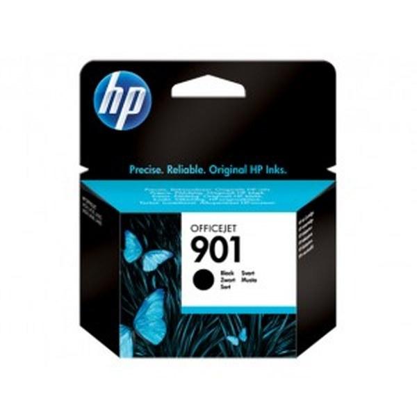 HP 901 Black Original Ink Cartridge (CC653AE)