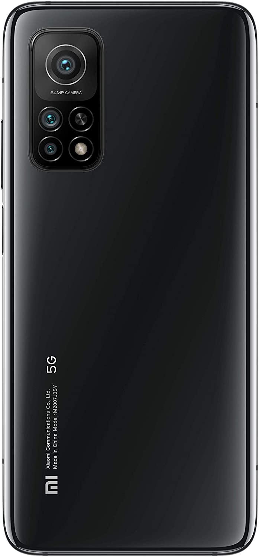 Xiaomi Mi 10T 5G 8GB RAM 128GB Dual SIM Cosmic Black Mi10T-BK