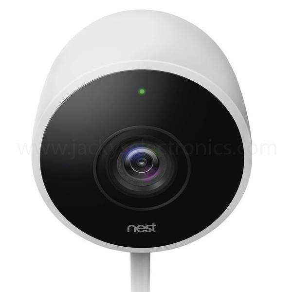NEST SECURITY OUTDOOR NC2100ES CAMERA- WHITE