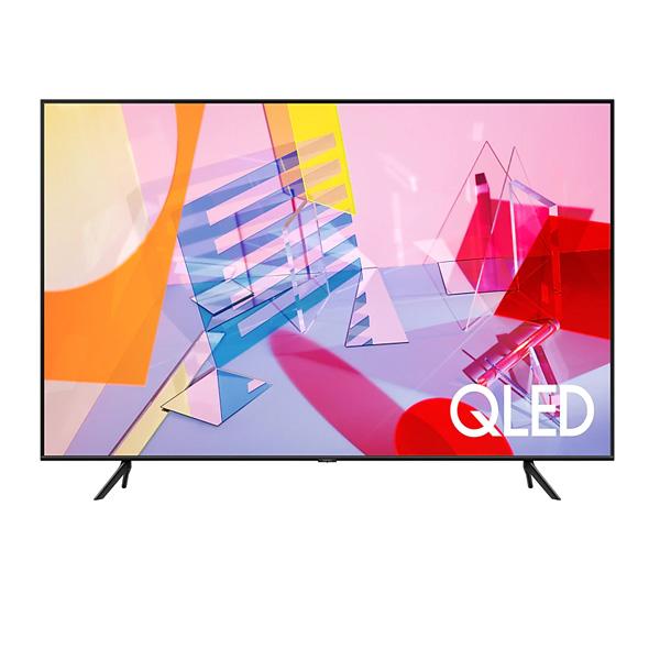 """Samsung 75"""" Q60T QLED 4K Flat Smart TV (QA75Q60TAU)"""