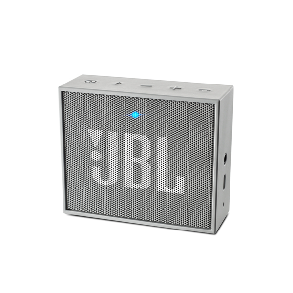 JBL GO Portable Bluetooth Speaker - Grey
