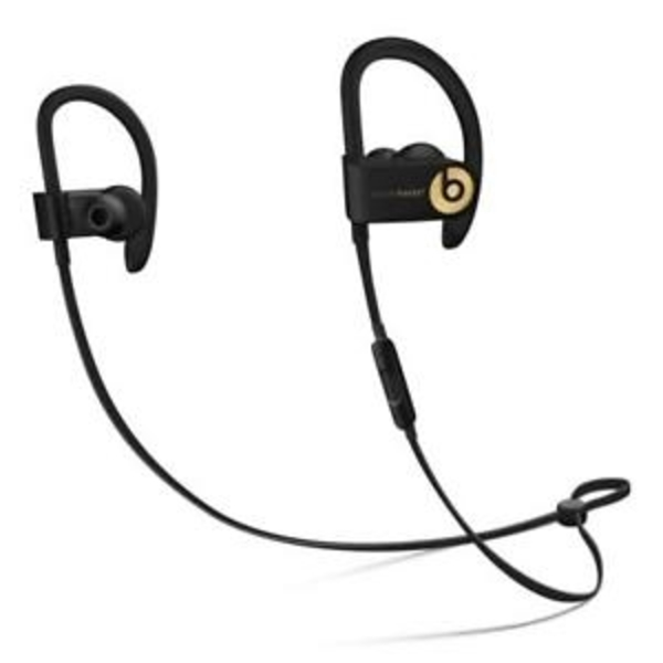 Beats MQFQ2 Powerbeats3 Wireless Earphones, Trophy Gold (MQFQ2-EC)