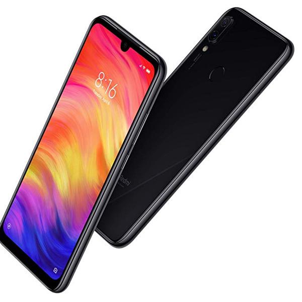 Xiaomi Redmi Note 7 Dual SIM Space Black 128 GB 4G LTE (XRD-N7-128GB-BLK)