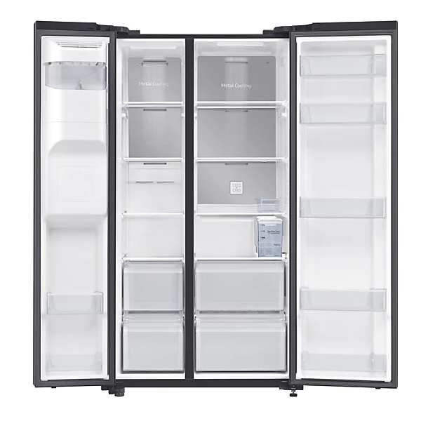 Samsung Side By Side Refrigerator 640 Litres (RS64R5331B4)