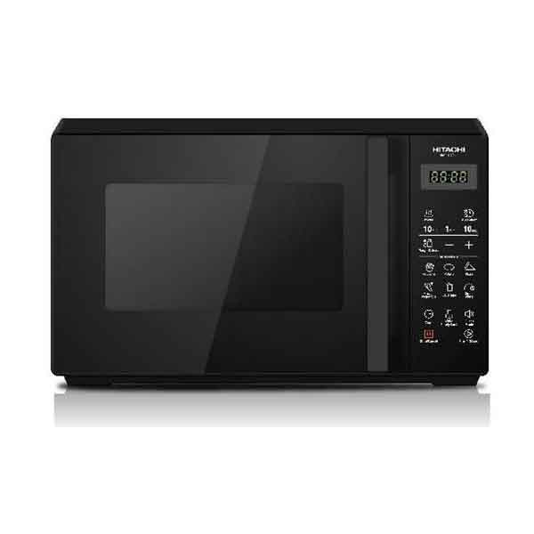 Hitachi 23Ltr Microwave Touch Panel Control Black Color (HMRD2311)