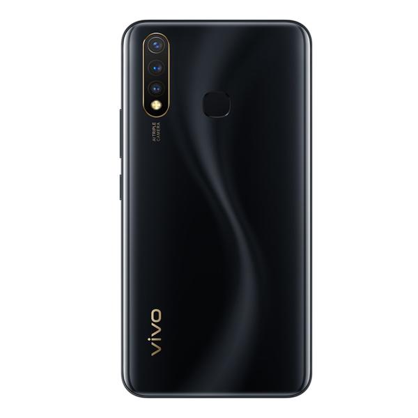 VIVO SMART PHONES Y19, 4GBRAM, 128GB, DUAL SIM, MAGNETIC BLACK (VIVOY19-128GB-MB)