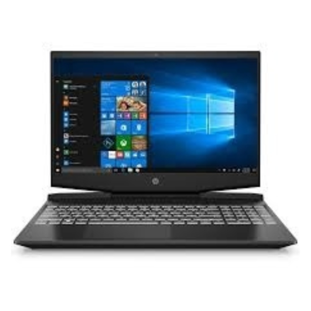 "HP Pavilion Gaming Laptop 15-dk0007ne, Intel® Core™ i7-9750H, 16 GB RAM, 1 TB HDD, 256 SSD, NVIDIA® GeForce® GTX 1660, 15.6"" diagonal FHD IPS, Window 10, Black"