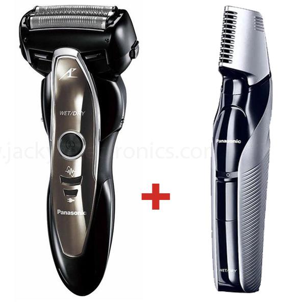 Panasonic ES ST25Men Shaver+ERGK60 I-Shaped Men Trimmer (ESST25+ERGK60)