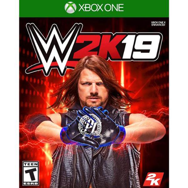 WWE 2K19 NMC -R (XB60500) XBOX ONE