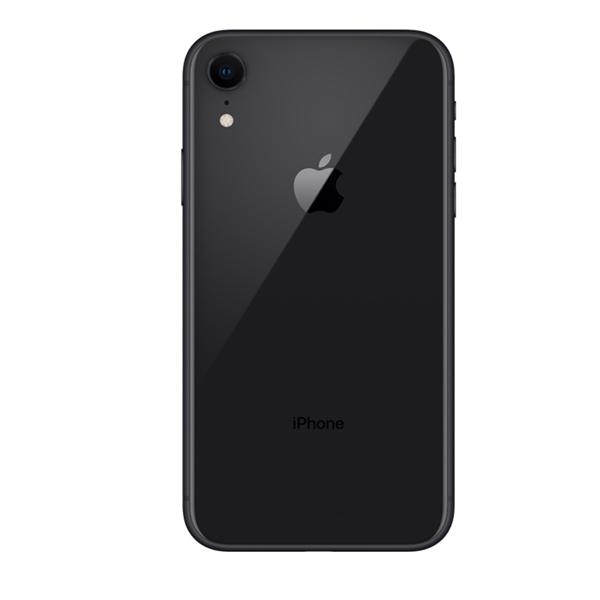 Apple iPhone XR 128GB Smartphone, Black (IPXR128GB-BLK)