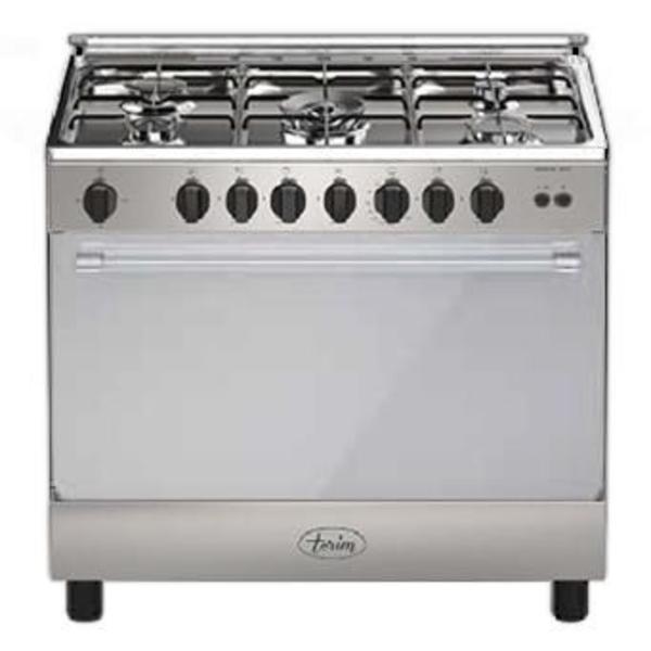 Terim 90 x 60cm Free Standing Cooking Range (965TRBSC)