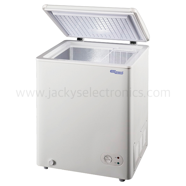 Super General Chest Freezer -155L Gross Capacity (SGF155)