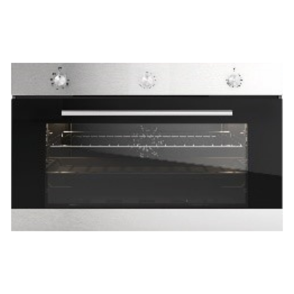 Baumatic 90cm Built in Gas Oven (BMEO969G3-2)