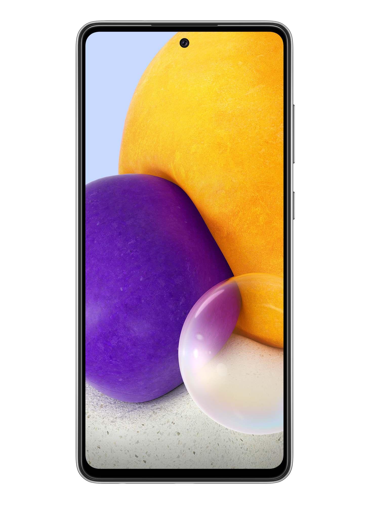 Samsung Galaxy A72 LTE 8GB-128GB Screen 6.7inch Awesome Blue SMA725FZ-128GBBL