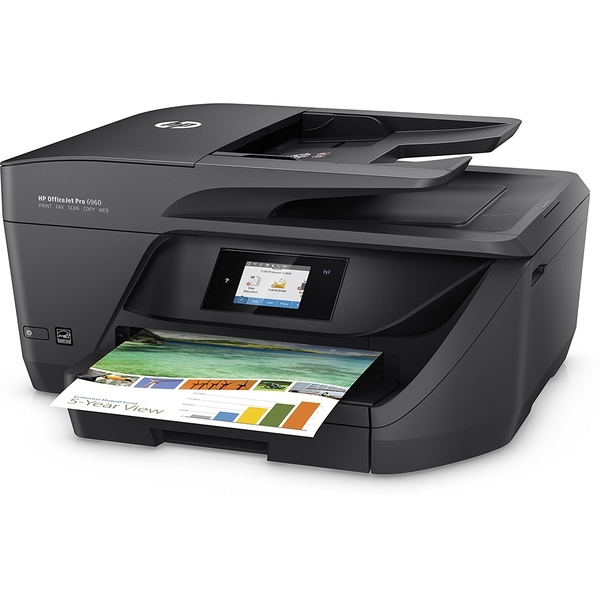 HP OfficeJet Pro 6960 All-in-One Printer (HP6960) J7K33A