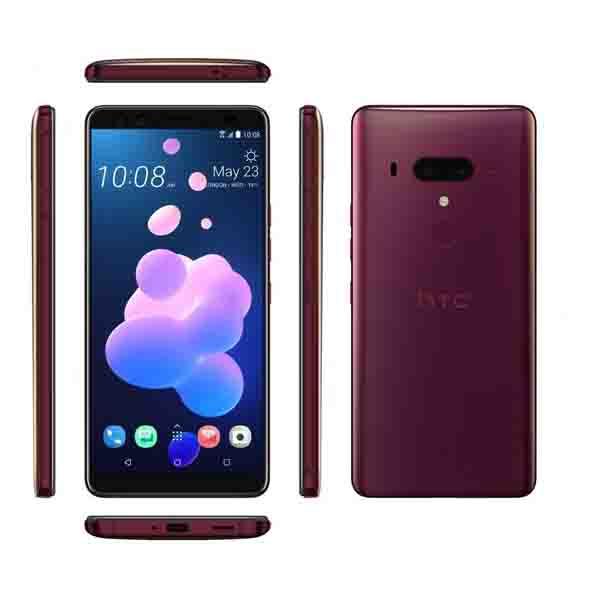 HTC U12+,6'',128GB, RED (99HANY056-00)