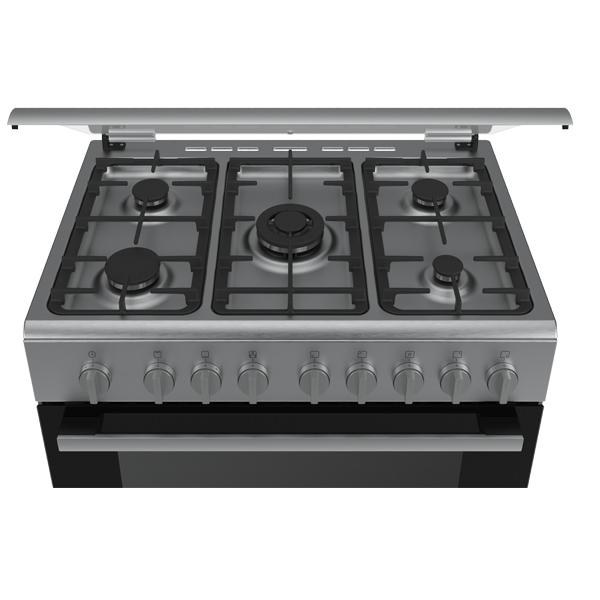 Bosch 5 Gas Burners Cooker HGI12TQ50M