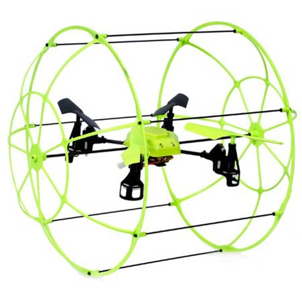Tarsam Quadcopter Aerocraft climb on wall (600000451)