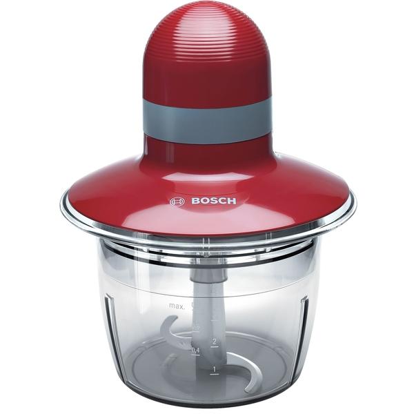 Bosch 400W Midi Chopper, Red (MMR08R1GB)