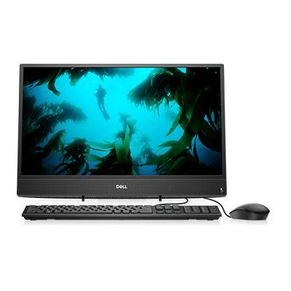 """Dell Inspiron AIO i3-8145U 4 GB RAM 1TB Windows 10, 21.5"""" FHD Black INS3280-0101-BK"""