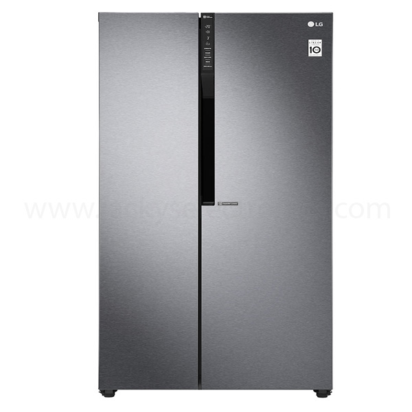 LG Side By Side Refrigerator 679 Litres (GRB257KQDV)