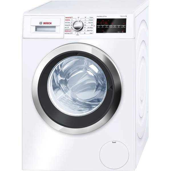 W superbly Bosch Serie 6 Automatic Washer Dryer (WVG30460GC) PX07