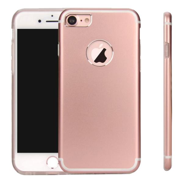 My Candy iPhone 7 Titanium Back Case - Rose Gold (ACMYCIP7TTRGLD)