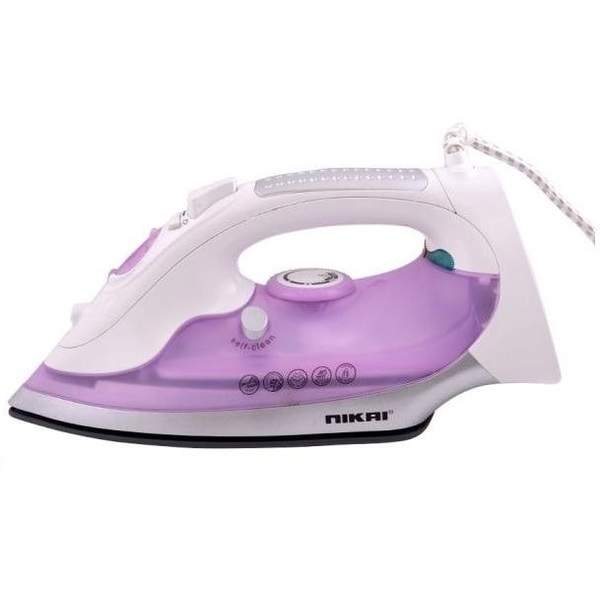 Nikai 1200 Watt Steam Iron (NSI858)