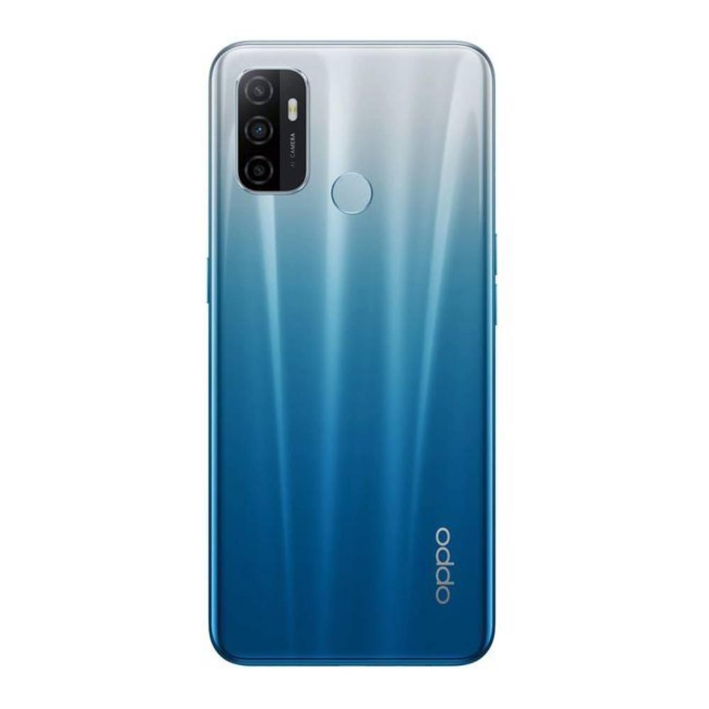 OPPO A53 CPH2127 RAM 6GB+64GB Fancy Blue A53-6GB-64GBBL