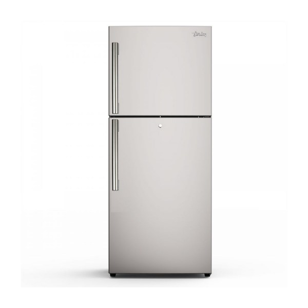 Terim 520 Liters Top Mount Stainless Steel Refrigerator, Silver - TERR520SS