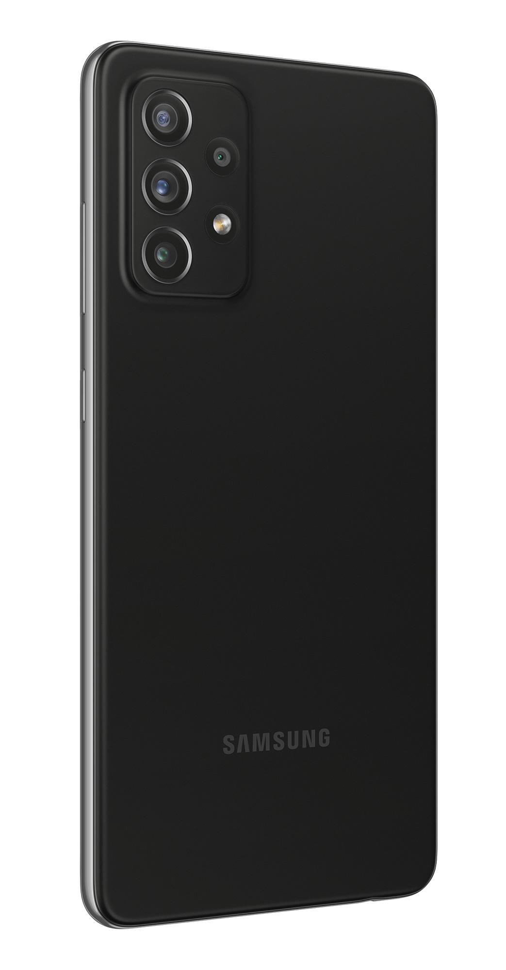 Samsung Galaxy A72 LTE 8GB-256GB Screen 6.7inch Awesome Black SMA725FZ-256GBB